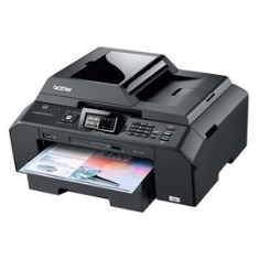 Multifuncion Brother Inyeccion Color Mfcj5910dw Fax A3