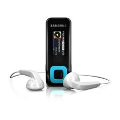 Reproductor Mp3 Samsung Clip 2gb 1 Negro Yp-f3ql Fob