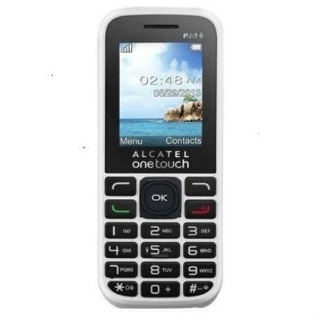 Ofertas movil Alcatel 1050d Blanco
