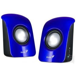 Altavoz Genius Sp-u115 1 5w  Usb  Blue