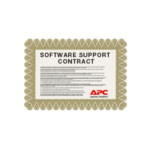 Ver APC 3 Year 25 Node InfraStruXure Central Software Support Contract