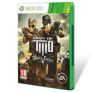 Army Of Two Devils Cartel Xbox 360