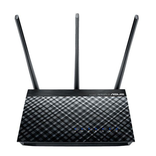 Ver ASUS DSL AC51 Doble banda 2 4 GHz