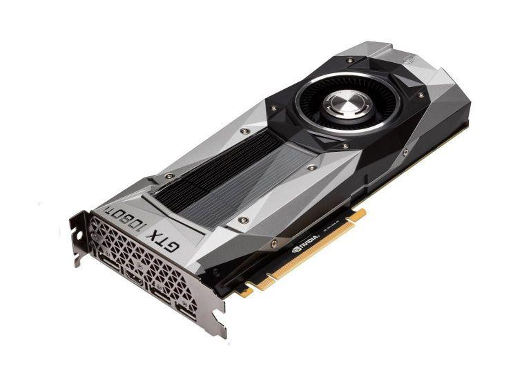 ASUS GTX 1080 TI 11GB GDDR5X