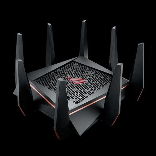ASUS ROG Rapture GT AC5300 Doble banda 2 4 GHz