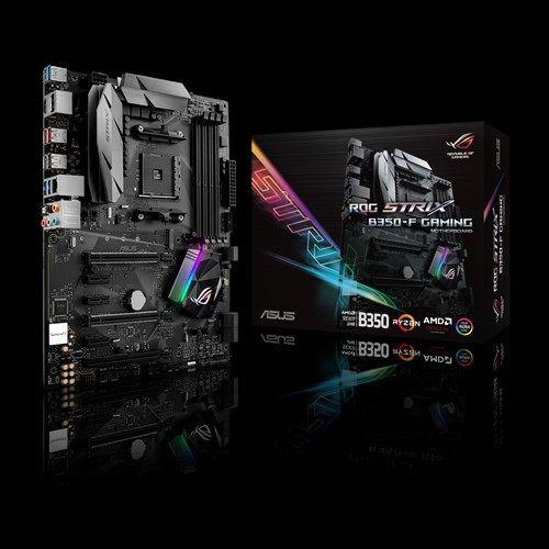Asus Rog Strix B350 F Gaming