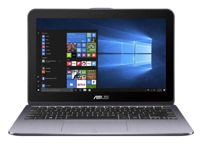 Ver ASUS ZenBook Flip TP203NA BP027T