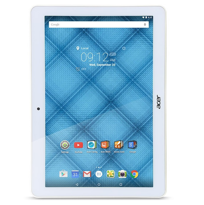Ver Acer Iconia One 10 B3 A10 32GB Blanco