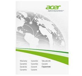Ver Acer SVWPRAPA03 extension de la garantia