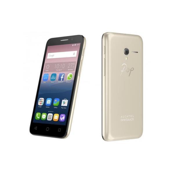 Moviles Alcatel One Touch Pop 3 5025d Dorado