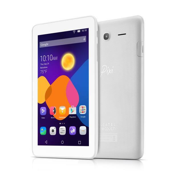 Ofertas tablet Alcatel Pixi 3 Wifi