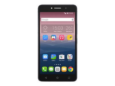 Ver Alcatel PIXI 4 6 NEGRO 3G HD