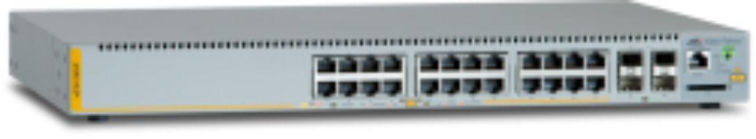 Ver Allied Telesis AT x230 28GP 50 Gestionado L3 Gigabit Ethernet 10