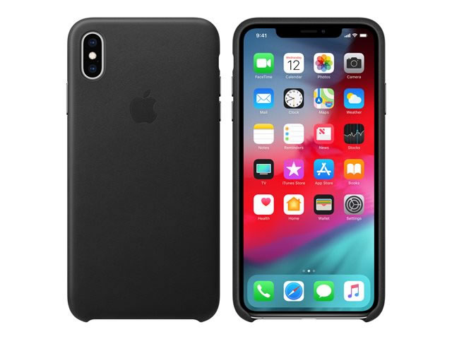 Apple CARCASAS IPHONE XS MAX NEGRA
