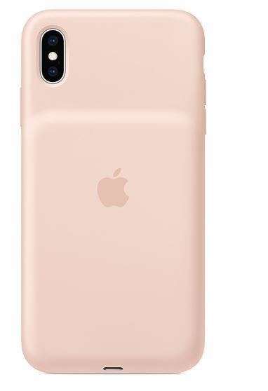 Ver Apple Cover iPhone XS MAX ROSA