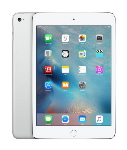 Ver IPAD MINI 4 128GB PLATA