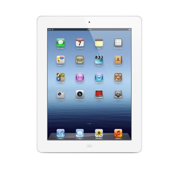Apple Ipad Retina Wi-fi 128gb - Blanco Me393ty