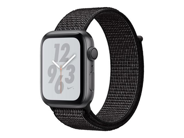 Ver Apple Watch Nike PLUS Series 4 16GB NEGRO 40mm