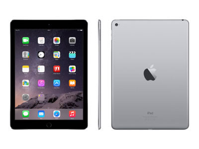 Ver Apple iPad Air 2 Wi Fi 128 GB Gris
