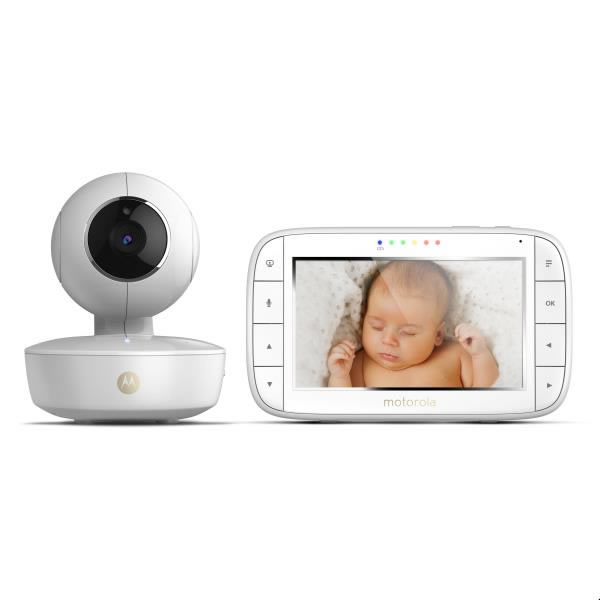 Ver BABY MONITOR MOTOROLA VIDEO MBP50