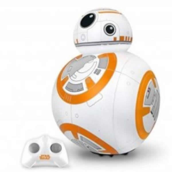 BB8 RC HINCHABLE JUMBO STAR WARS