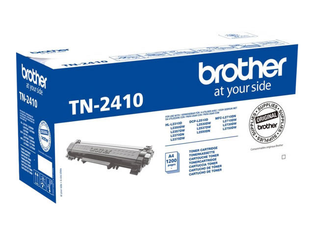 Ver BROTHER TN2410 Toner Negro HLL2310D 50DW