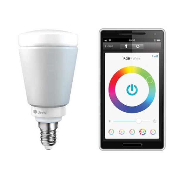 Ver Beewi Bluetooth Smart LED Color Bulb E14 5W