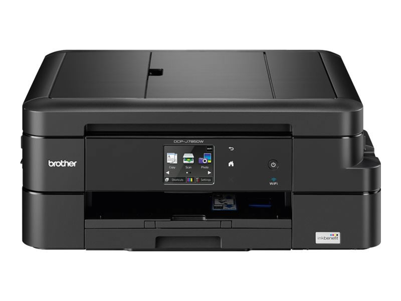 Ver Brother DCP J785DW