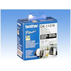 Ver Brother DK11218