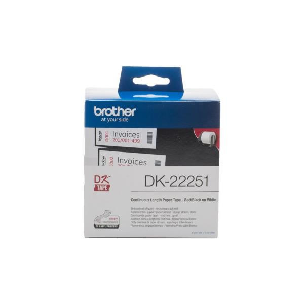 Ver Brother DK22251