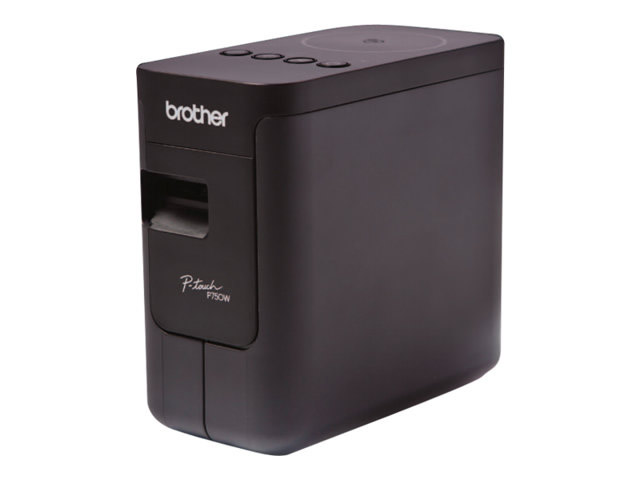 Ver Brother P Touch PT P750W
