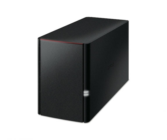 Ver Buffalo Technology LinkStation 220 NAS 8TB 2x4TB