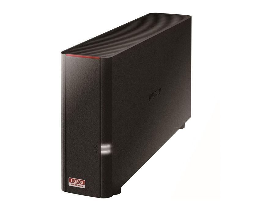 Ver Buffalo LinkStation 510 2TB Compacto Ethernet Negro
