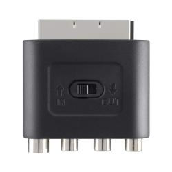 Adaptador  De Video Scart Rca Belkin F3y052bf