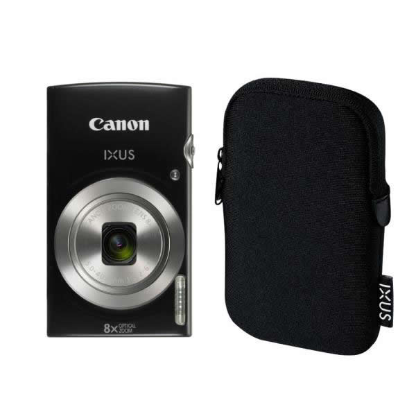 Canon Ixus 185 Bk Essential Kit