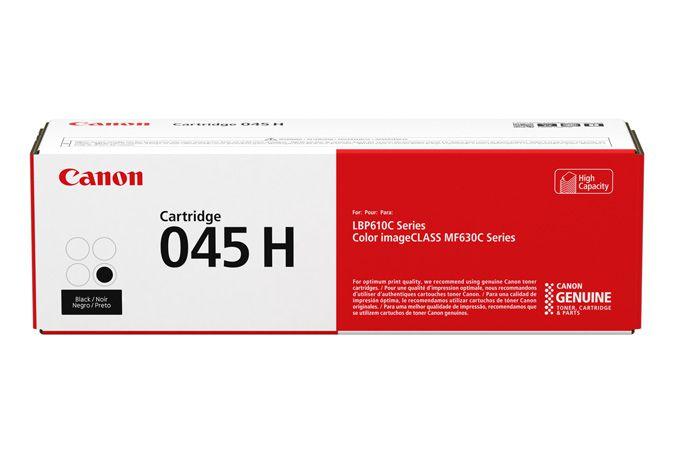Canon 045 H Laser cartridge 2800paginas Negro