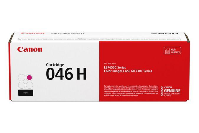 Canon 046 H Laser cartridge 5000paginas Magenta