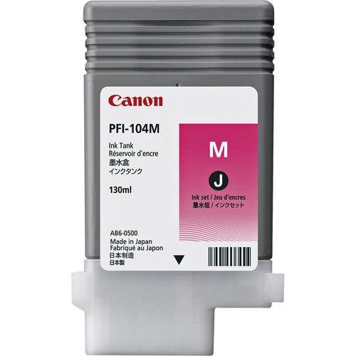 Canon PFI 104M 130ml Magenta cartucho de tinta