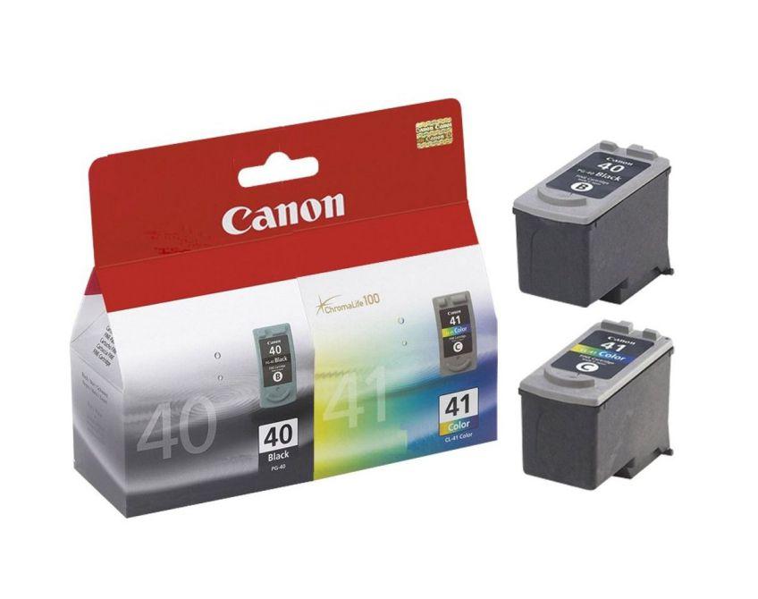 Ver Canon PG 40 CL 41