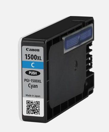 Canon PGI 1500XL C 12ml Cian cartucho de tinta
