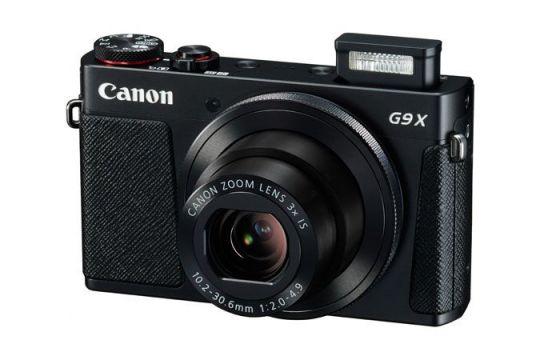 Canon PowerShot G9 X 202MP 1 CMOS 5472 x 3648Pixeles Negro