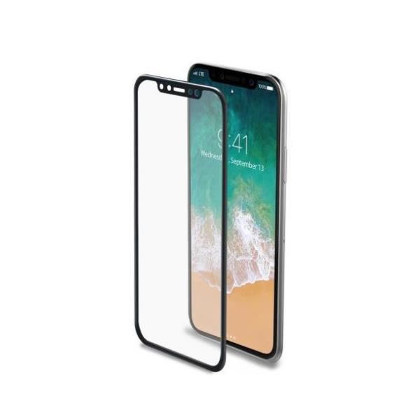 Celly 3D Glass iPhone X XS