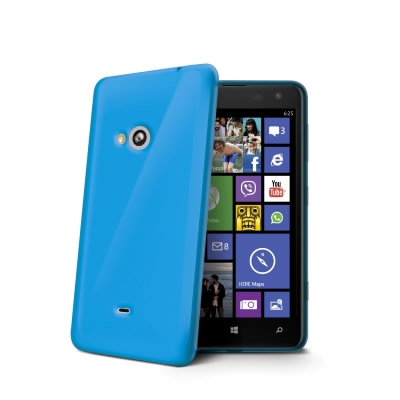 Ver Celly GELSKIN356LB para Nokia Lumia