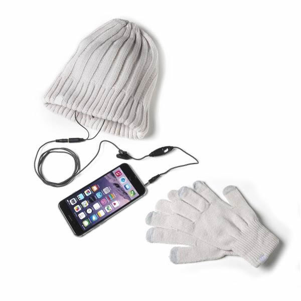 Ver Celly WINTERKITIV gorro auriculares