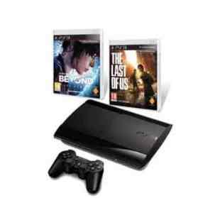 Consola Sony Ps3 500gb P Beyond Tlou