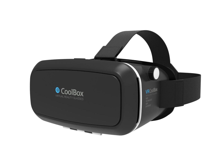 CoolBox COO VR3D 01 realidad virtual Negro