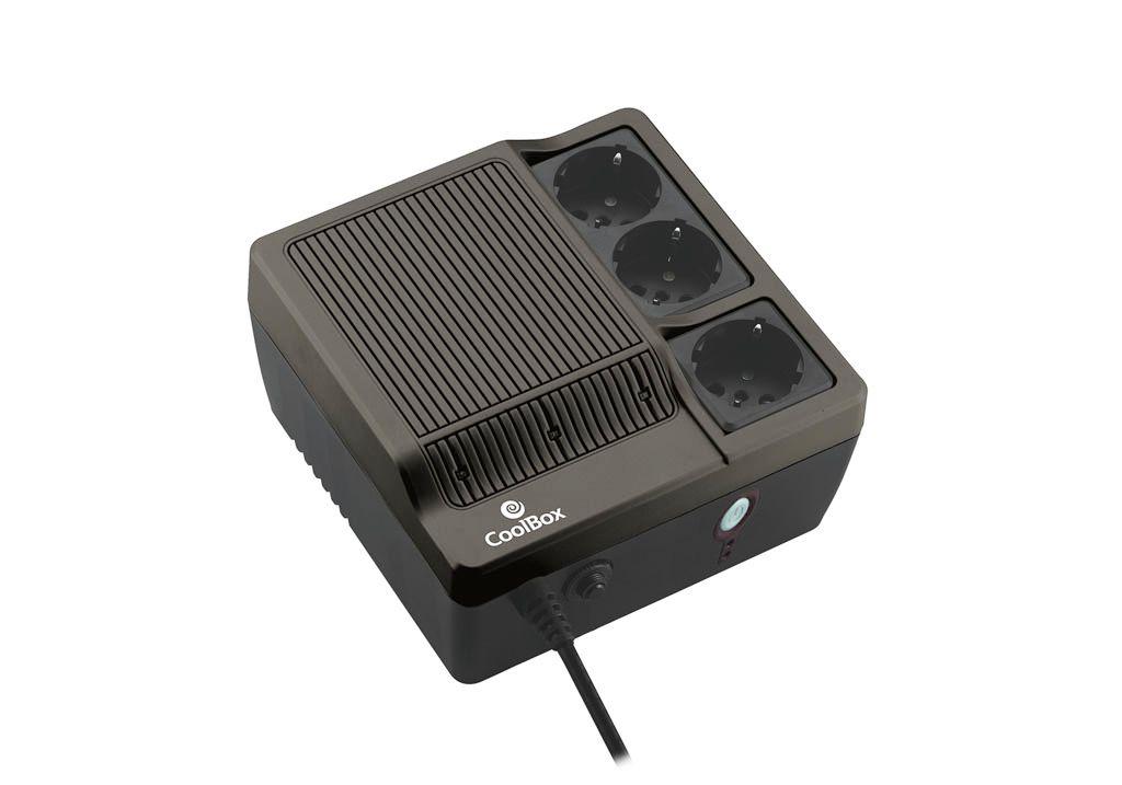 CoolBox Sai Scudo 600