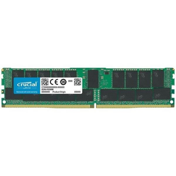 Ver Crucial 32GB DDR4 2666MT S PC4 21300 DIMM