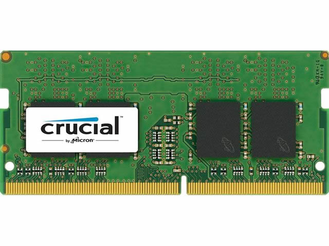 Ver Crucial DDR4 4 GB SO DIMM 2133 MHZ