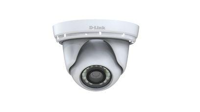 Ver D Link DCS 4802E IP Interior y exterior Almohadilla Color blanco